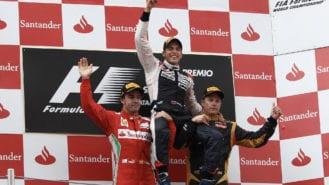 2012 Spanish Grand Prix report