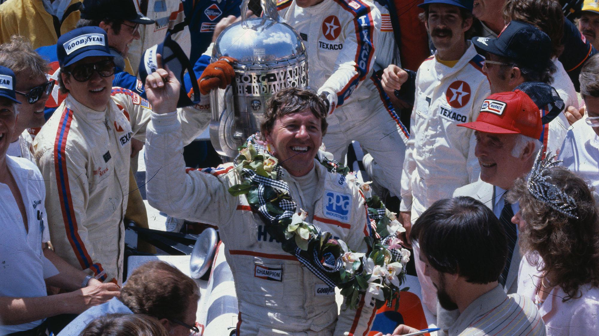 Tom Sneva Indianapolis 500 1983