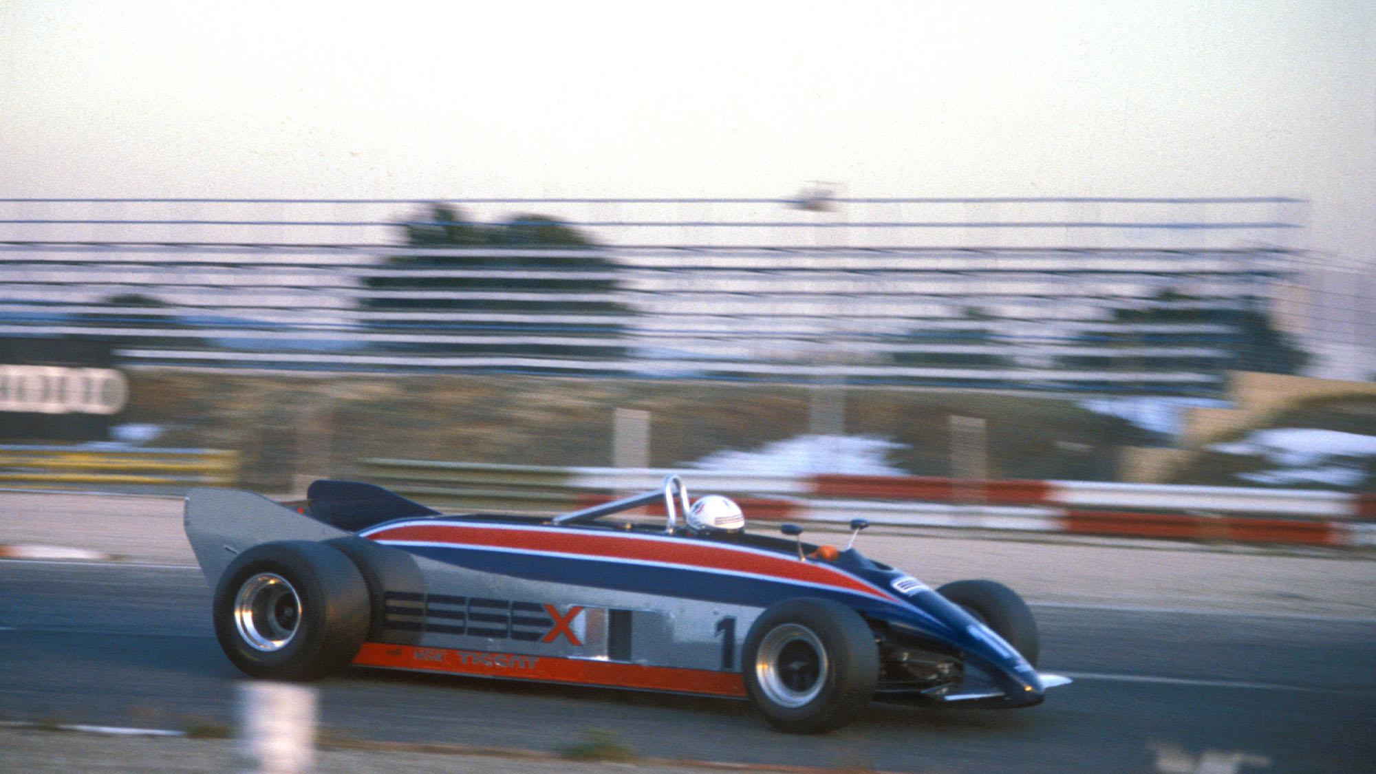 De Angelis Lotus 88