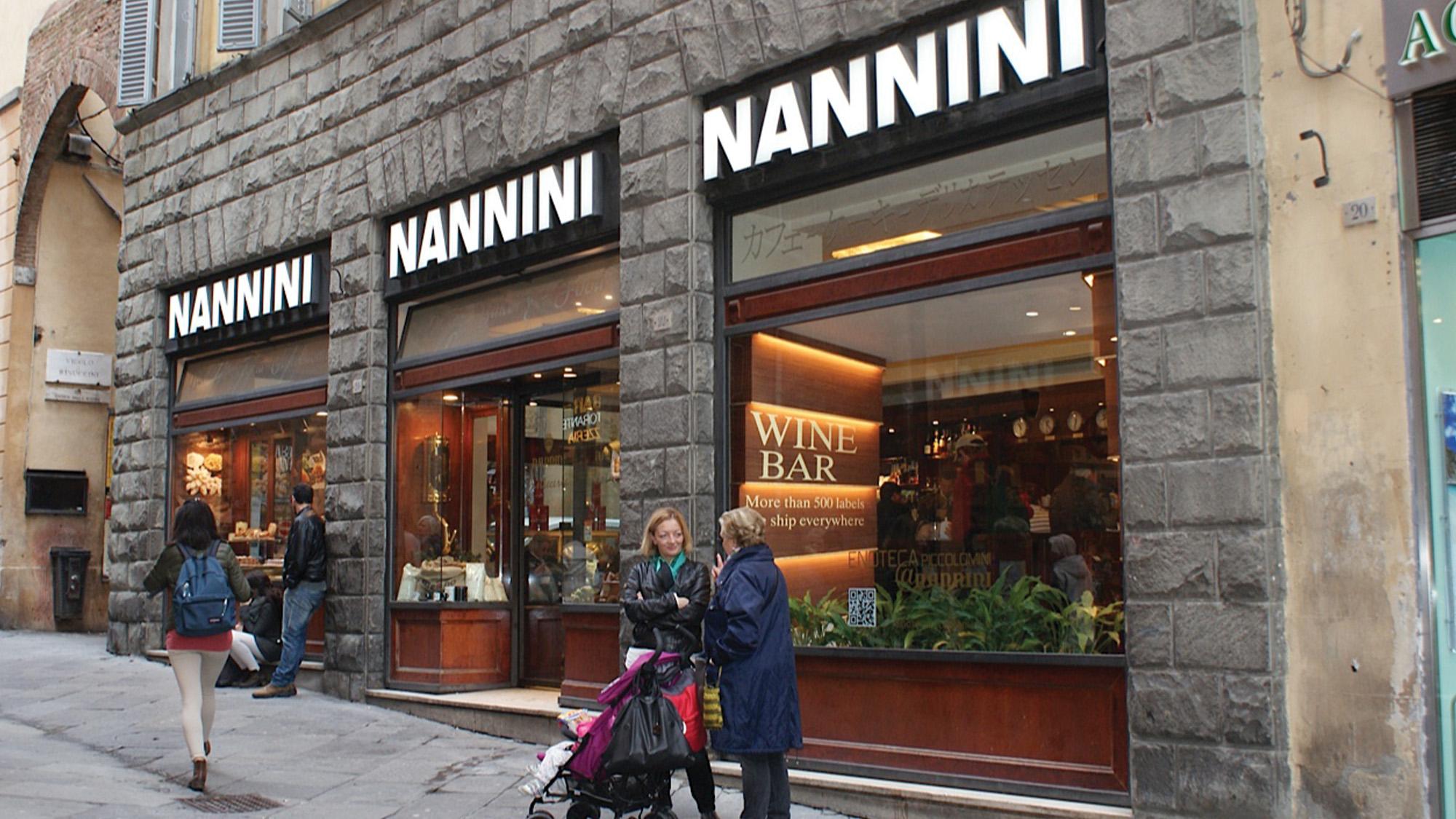 Nannini wine bar