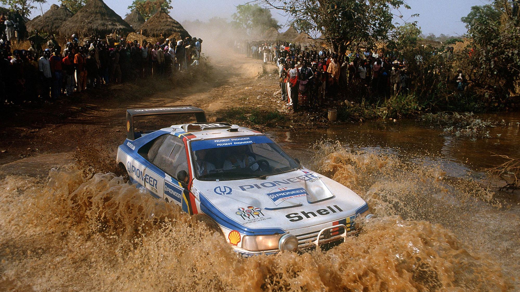 Ickx Dakar 1989
