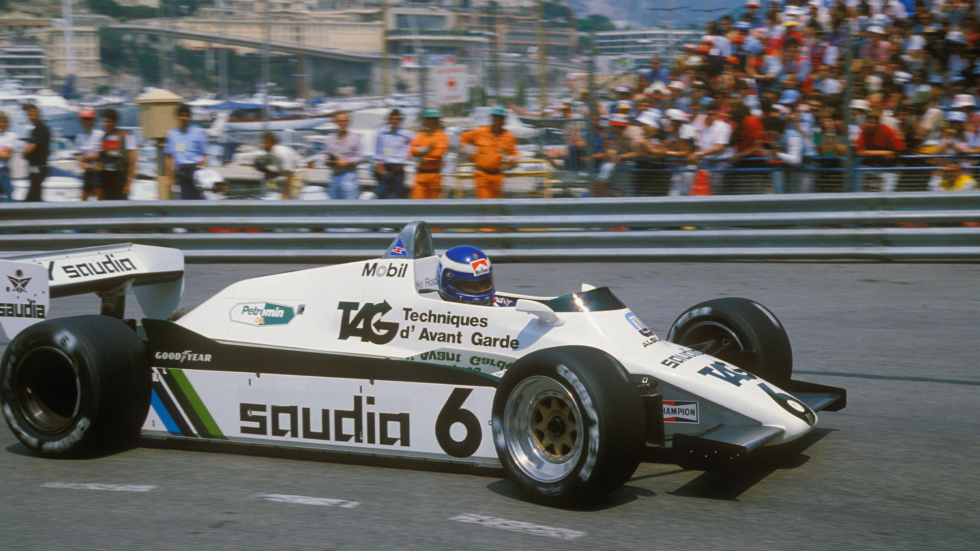 Rosberg Monaco 82