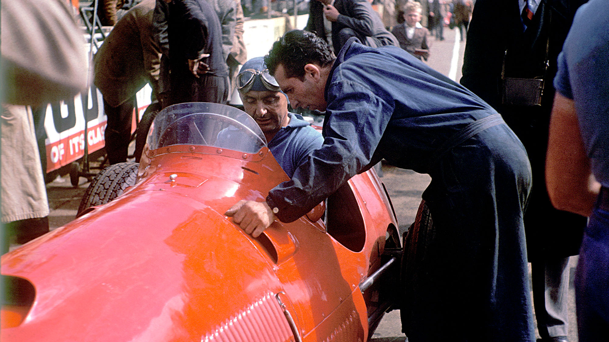 Le Mans, 1951. (Photo by: GP Library/Universal Images Group via Getty Images)