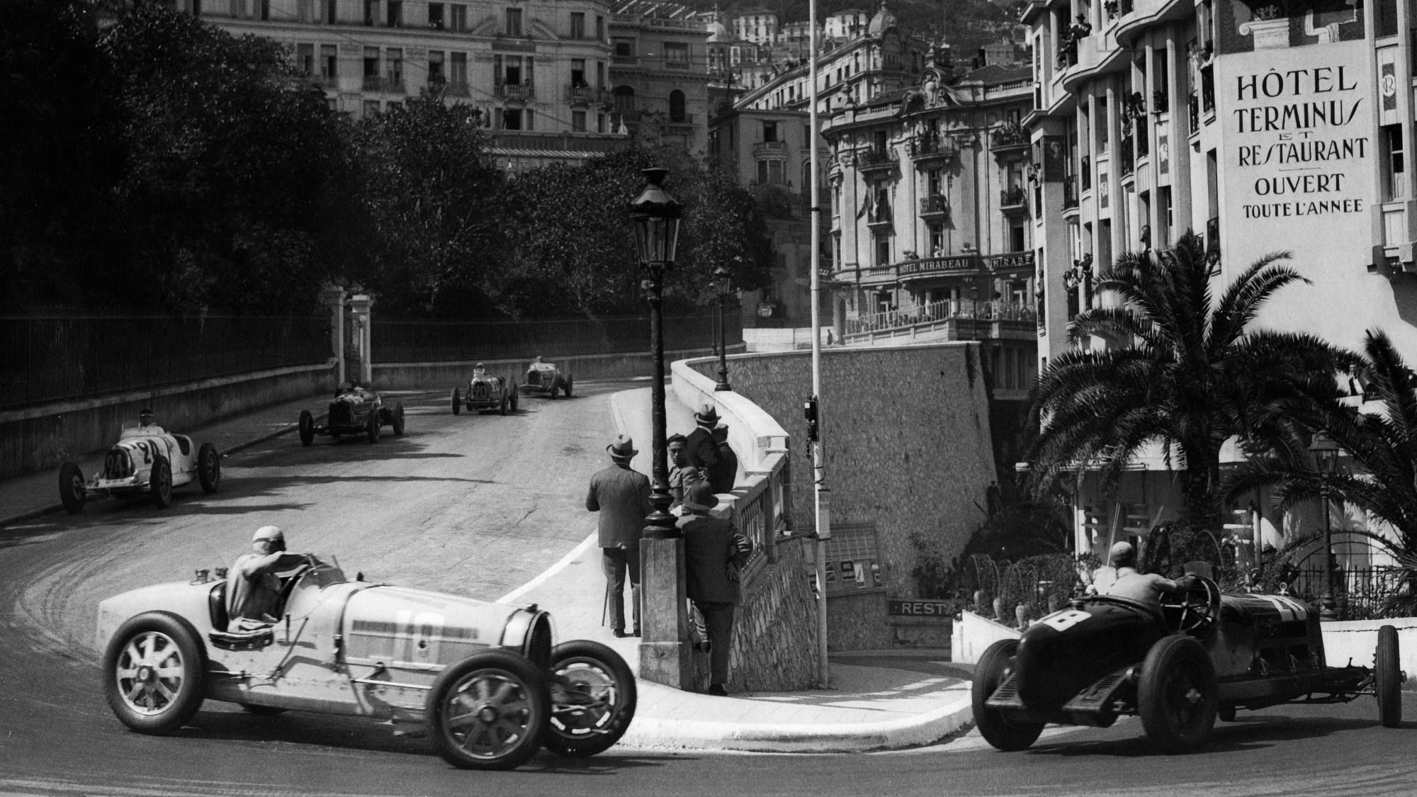 1933 Monaco Grand Prix, Achille Varzi