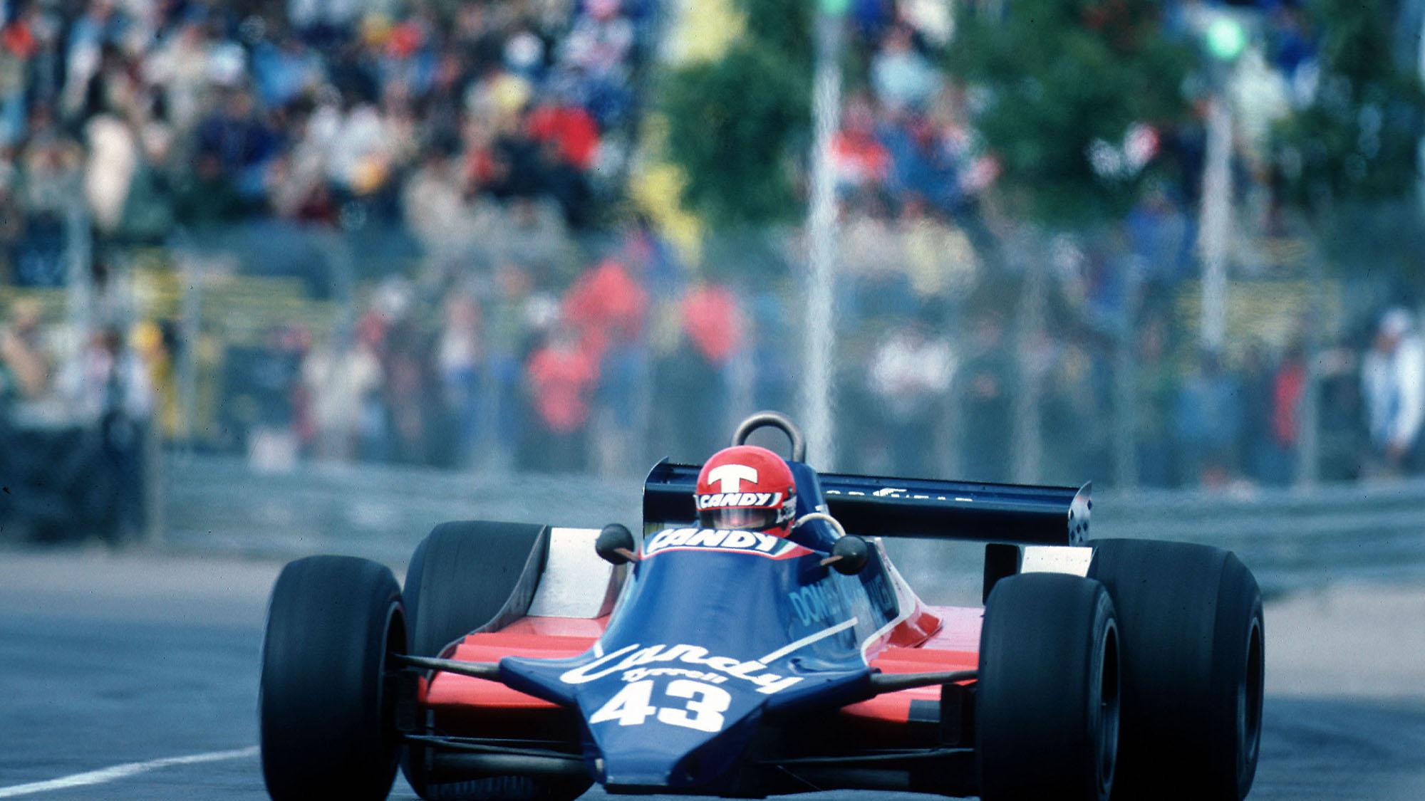 Thackwell Tyrrell