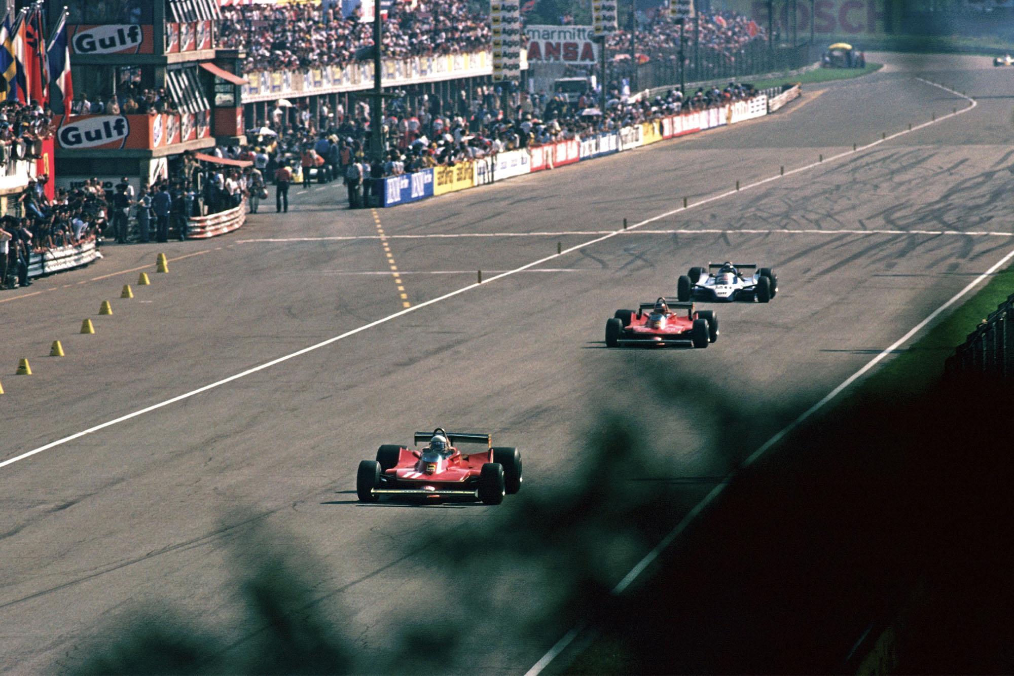1979 Italian GP race