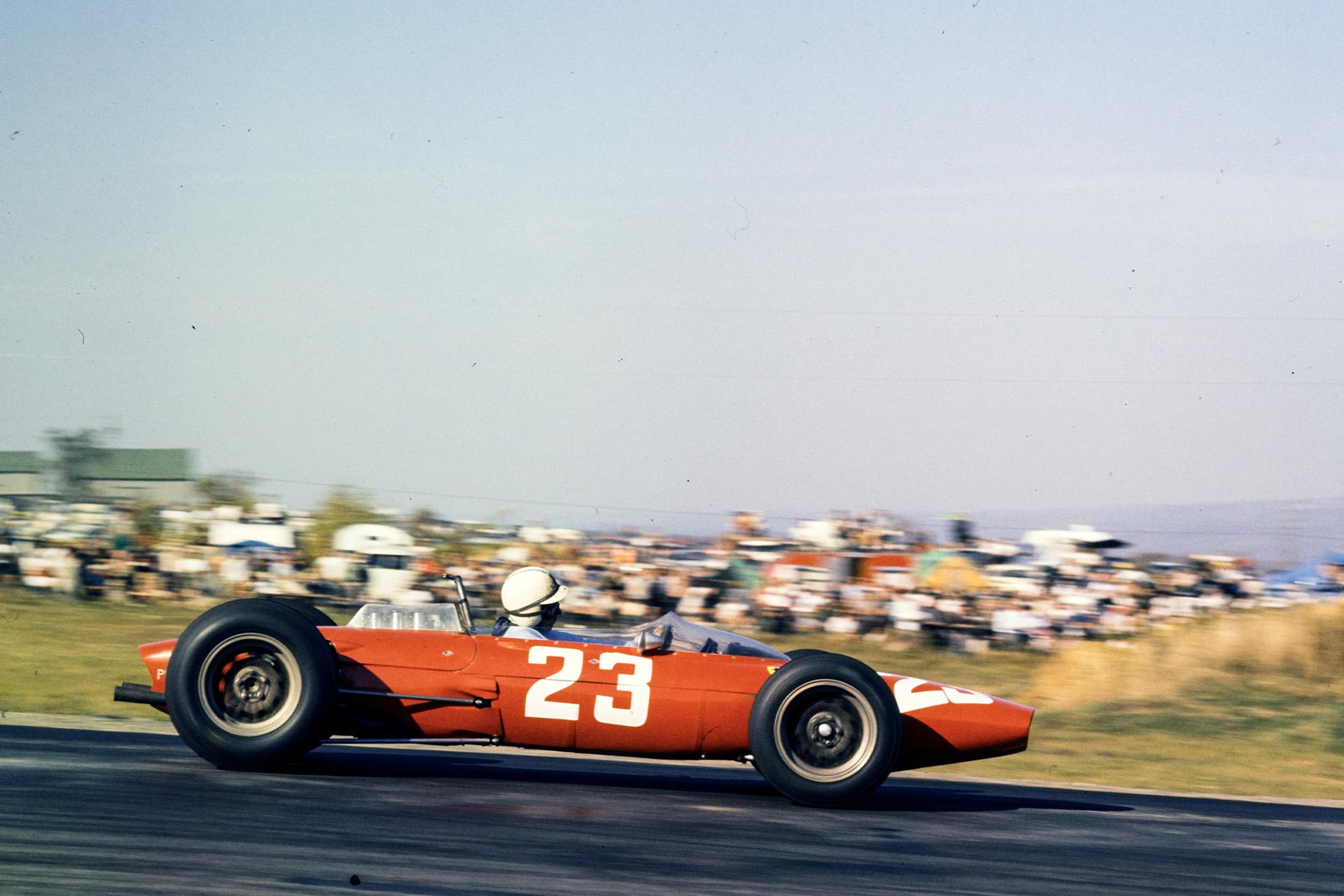 John Surtees, Ferrari 156/63.
