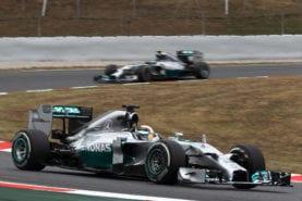 2014 Spanish GP report