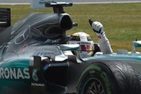 2015 British GP report
