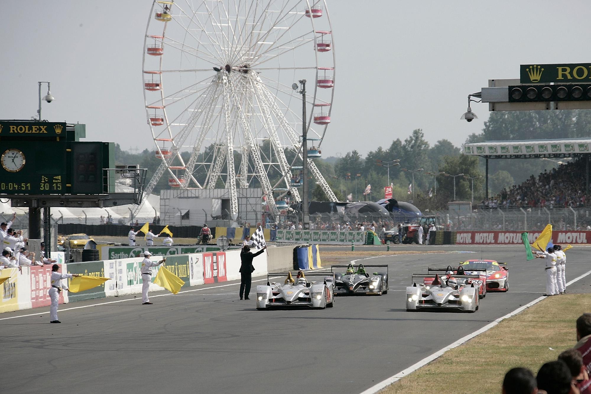 2006 Le Mans 24