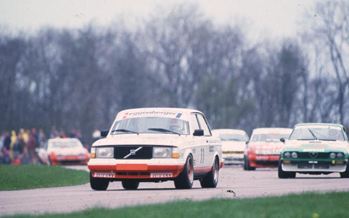 Friday flashback: Volvo in 1985