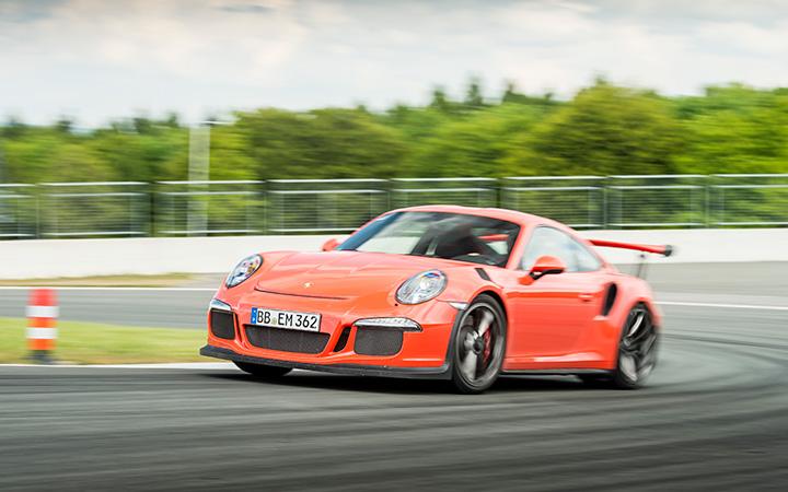 Porsche raises the bar