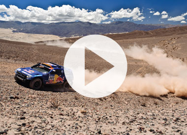 Dakar Rally 2010 – Part I