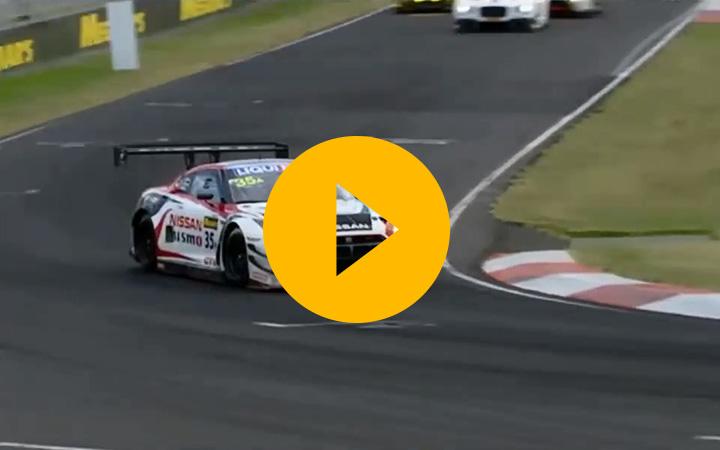 Nissan wins at Bathurst