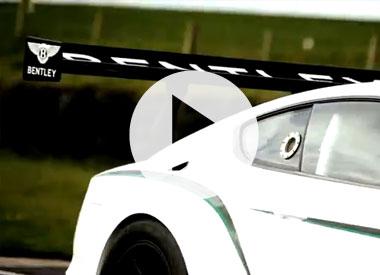 The new Bentley GT3