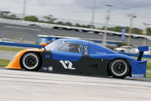 Derek Bell at Daytona