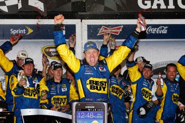 Matt Kenseth wins Daytona 500