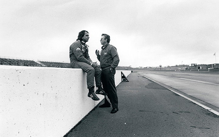 Fittipaldi and McGee