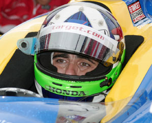 Franchitti cuts into Power points