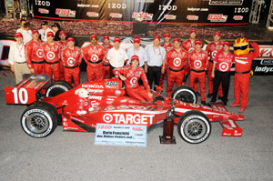 General Motors eyes Indycar return