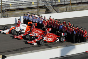 For the stragglers, Indy qualifying continues