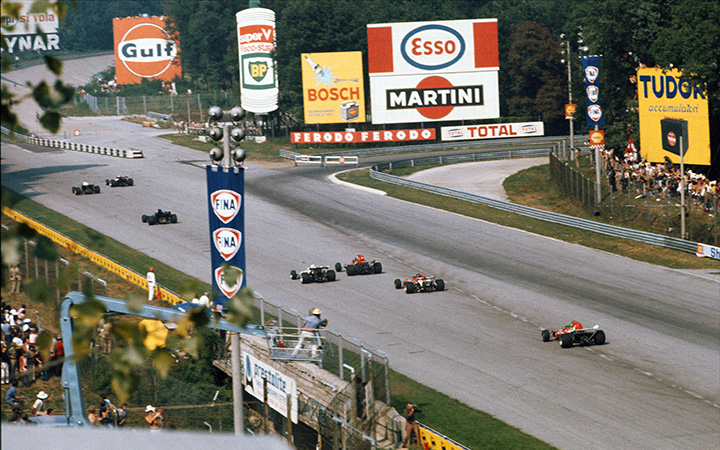 Why F1 needs Monza