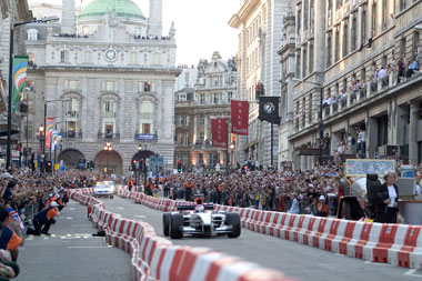 The reality of a London Grand Prix