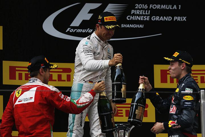 Twenty Chinese Grand Prix facts