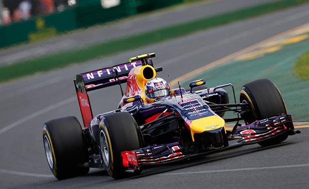 Red Bull loses Australian GP appeal