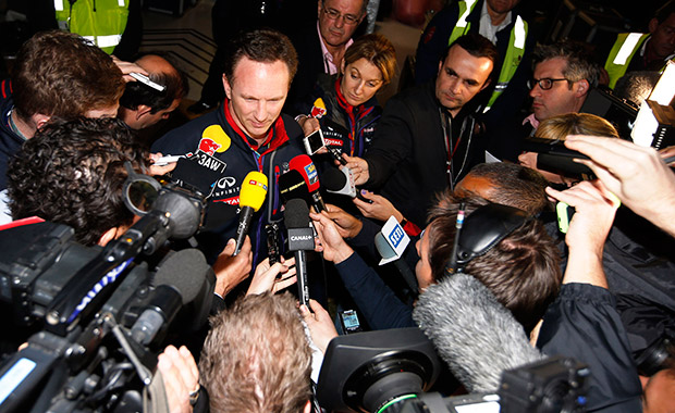 Red Bull's fuel flow appeal