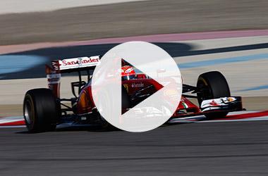 Ferrari's journey towards 2014