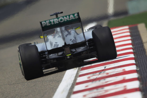 Chinese Grand Prix –day one