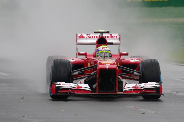 Australian Grand Prix – day two
