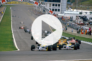 More from Mansell and Piquet