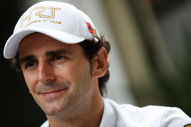 Pedro de la Rosa signs as Ferrari test driver