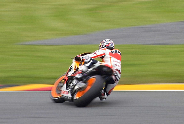 Losing focus in MotoGP