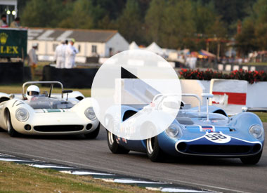 Video Podcast – Goodwood Revival 2009