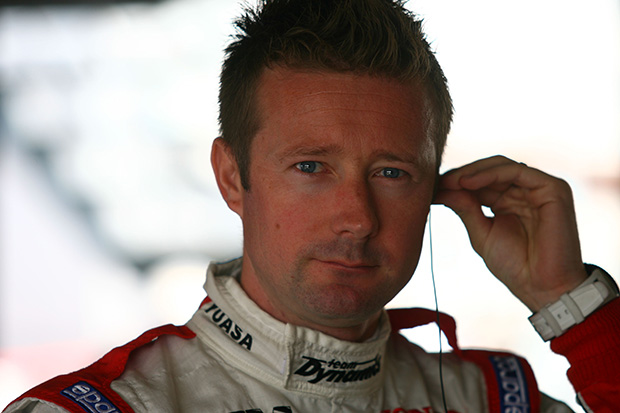 A chat with champion Gordon Shedden