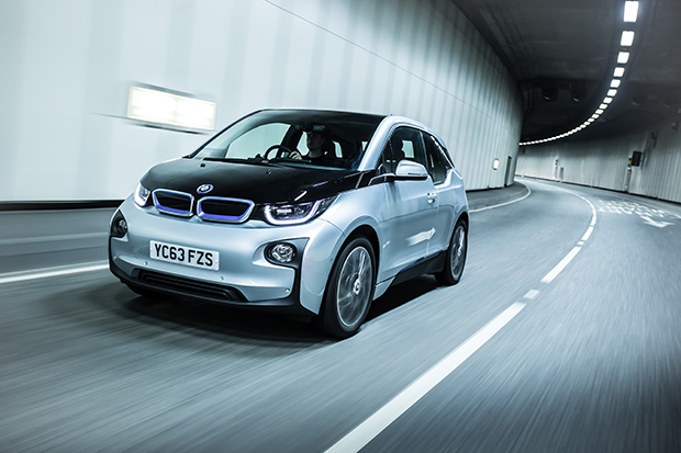 BMW's i3 leads the electric car field