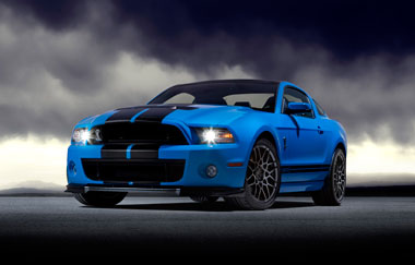 Muscle cars are back