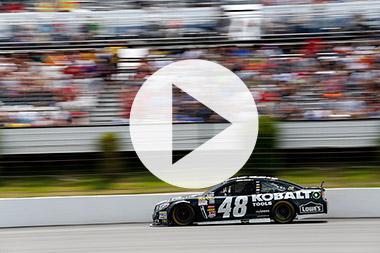 NASCAR at Pocono