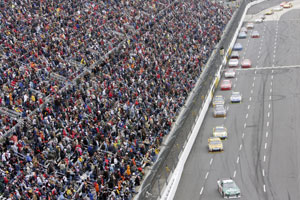 America's sad decline in international motor sport