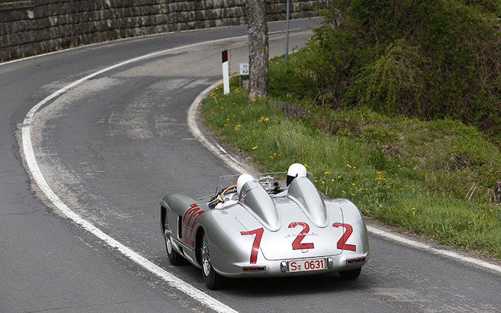 Reliving the Mille Miglia