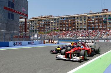 Valencia: the real Spanish Grand Prix