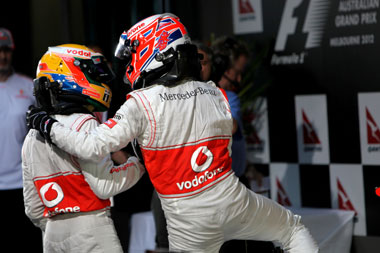 Beating your team-mate in Formula 1