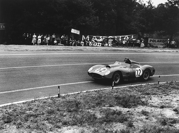 The only time Dan Gurney was fired