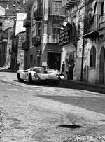 Tracing the Targa Florio