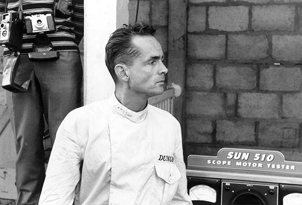 Roebuck's legends: Phil Hill on Ferrari