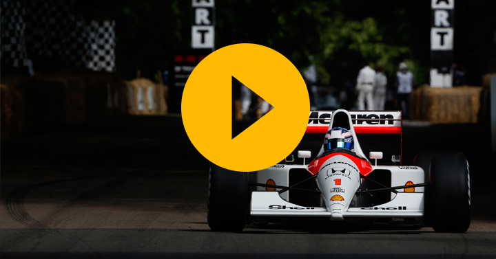 Watch: Goodwood Festival of Speed live