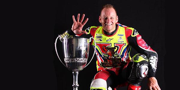Shane Byrne on title number five